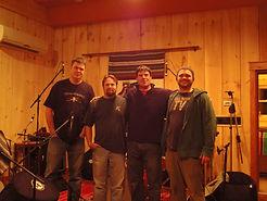 Heddy Bros Black Dog Session November 20