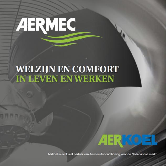 Aerkoel Aermec Airconditioning