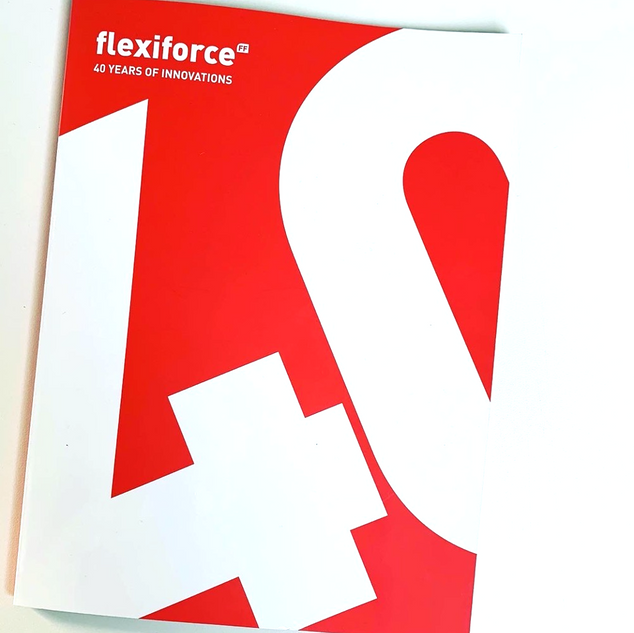 FlexiForce. 40 years in 40 quotes