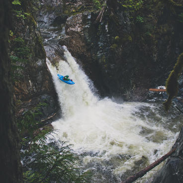 Wathisto Creek Waterfall