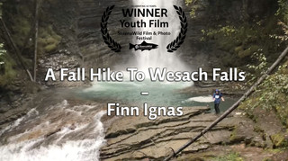 Hike to Wesach Falls