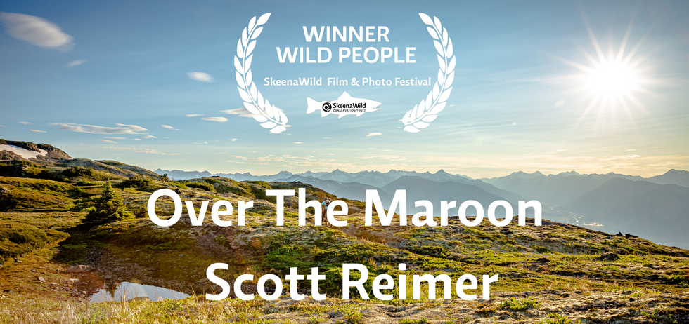 Over The Maroon - Scott Reimer