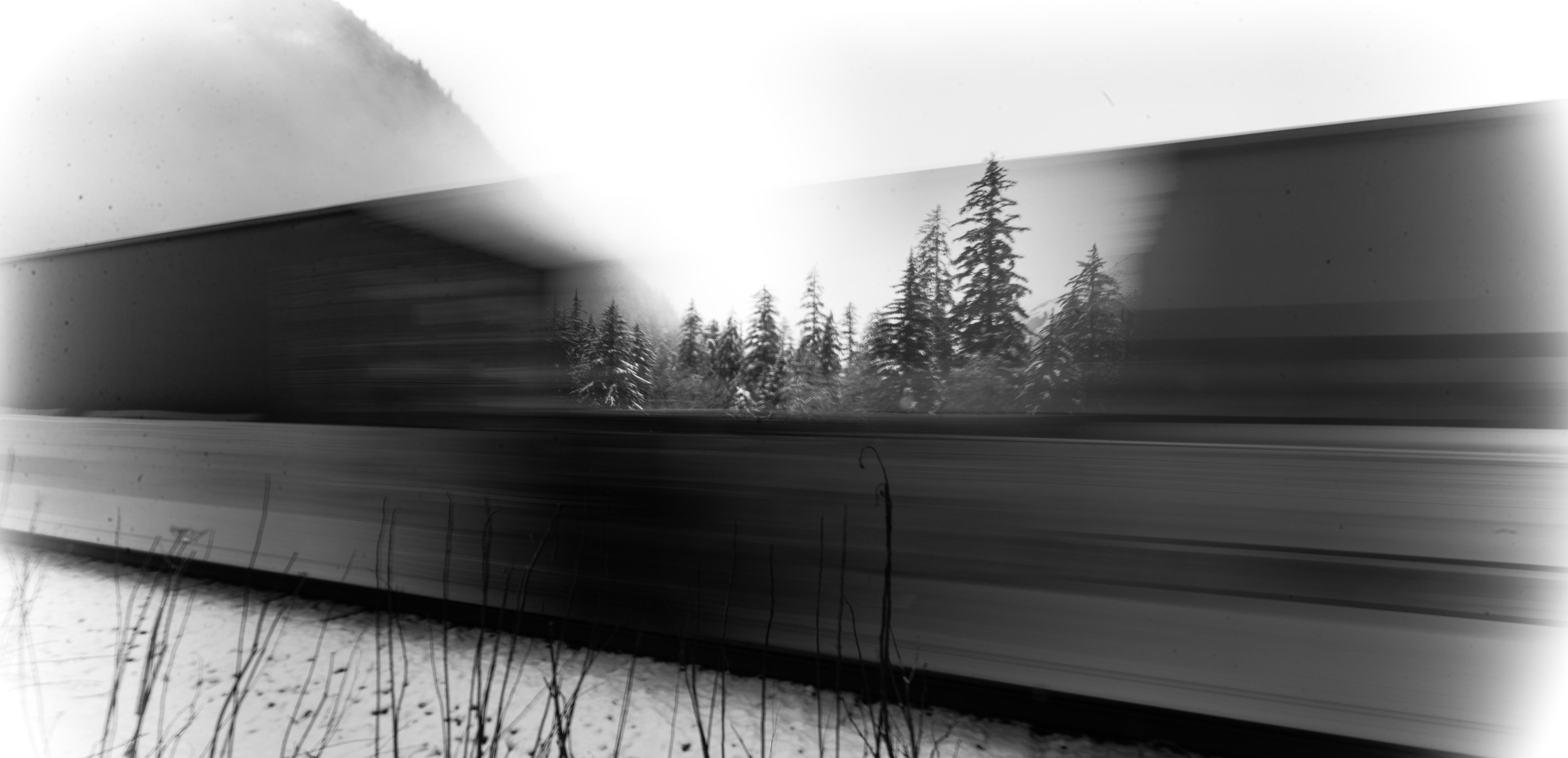 Train Scape