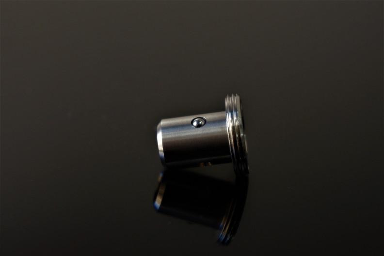 disc clamp mechanism