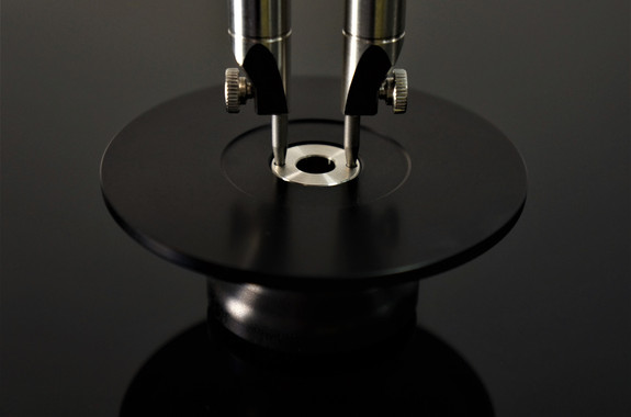 disc clamp assemby