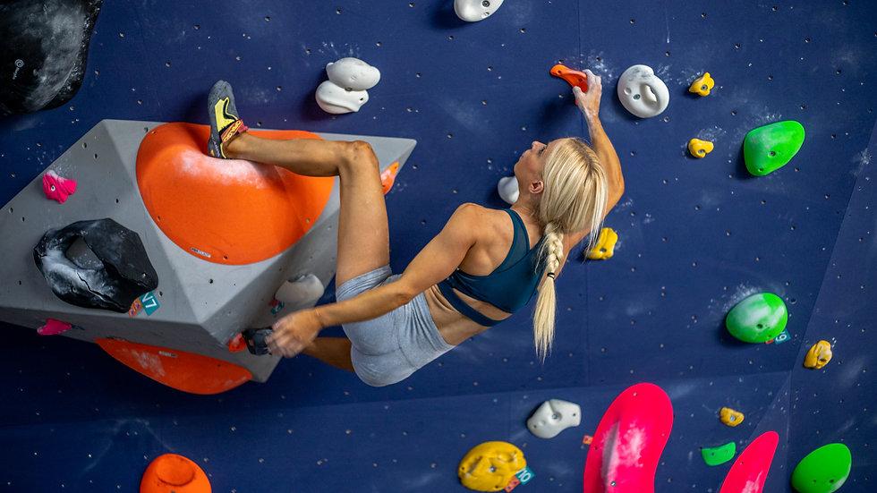 12 Week Customised Climbing Program