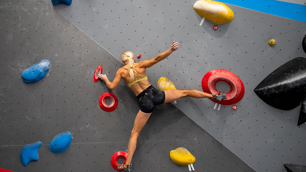 Beginner 12 Week Bouldering and Conditioning Program