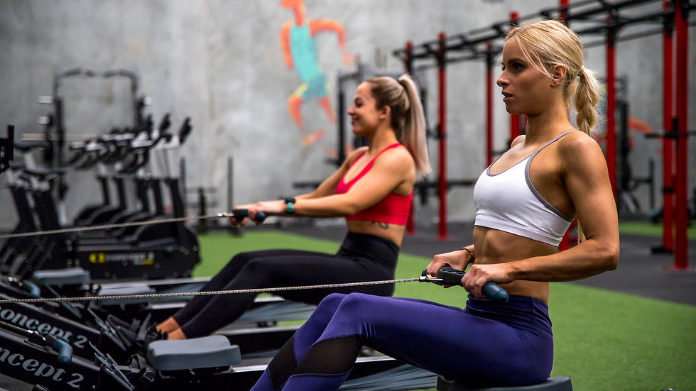 1 Month Custom Fitness Program