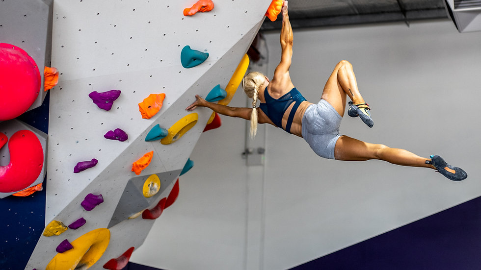 Advanced 12 Week Bouldering and conditioning Program