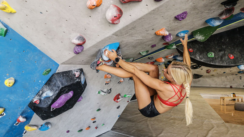 Footwork 101 For Beginner Climbers