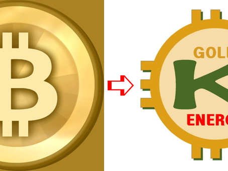 """Invest 1 bitcoin in """"KGE Coin""""!"""