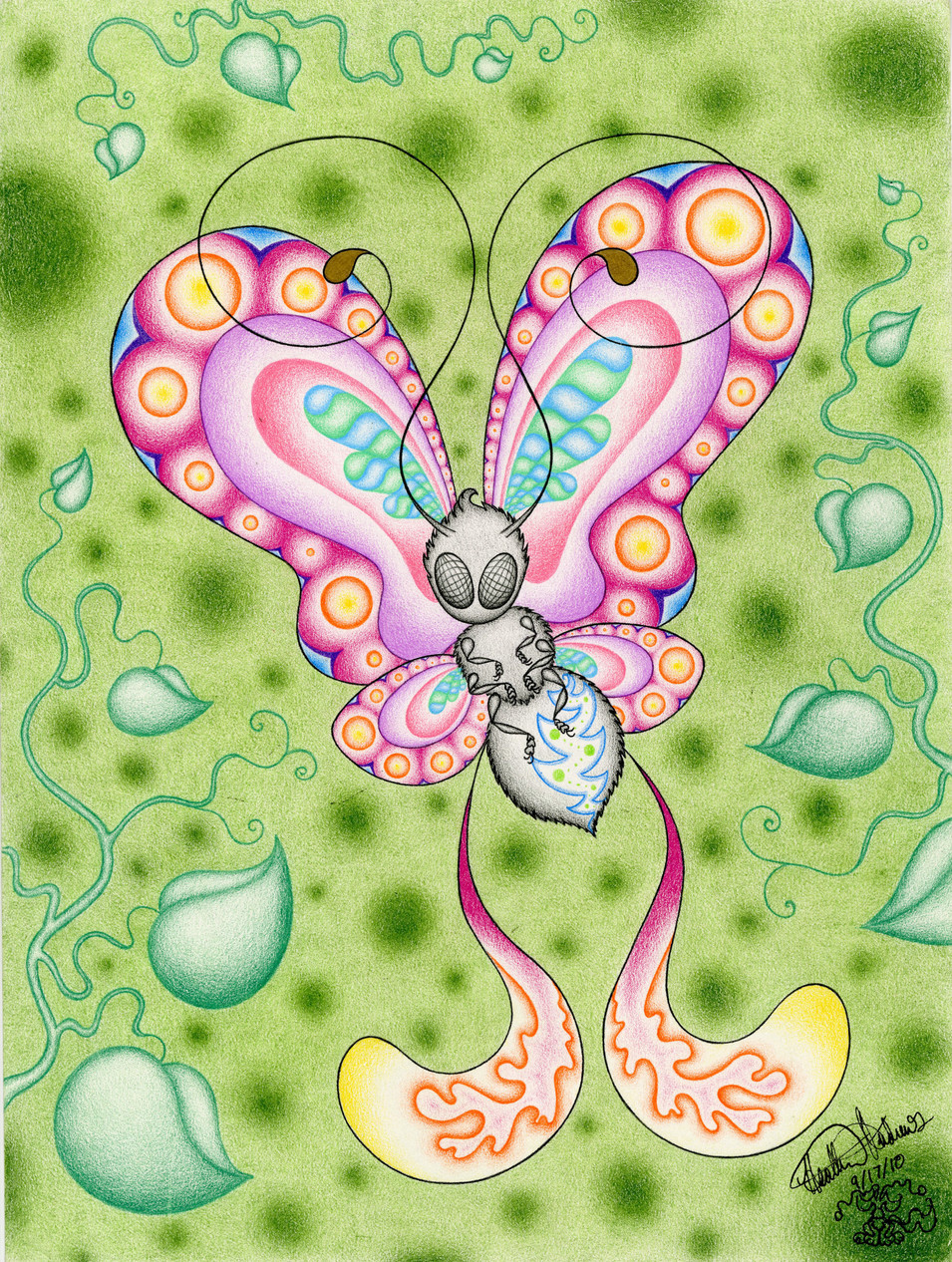 cartoon butterfly img043.jpg