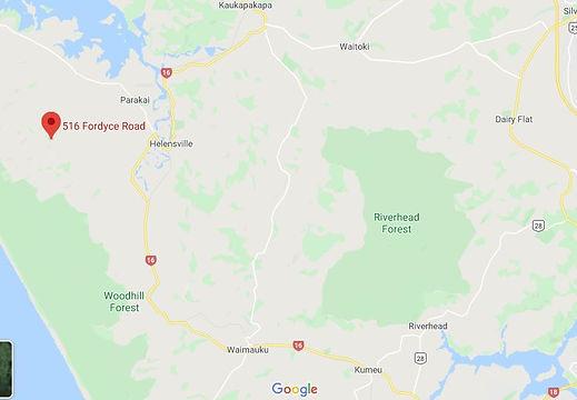 516 Fordyce Road - Equine Physio NZ
