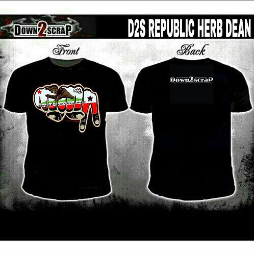 Down2Scrap Republic Herb Dean Special