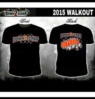 New 2015 Walkout Shirt