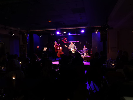 JAZZ CAFE MONTPARNASSE - Merci !
