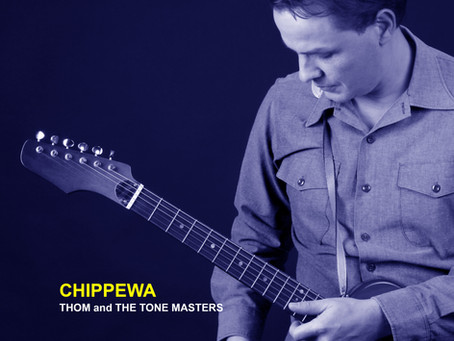 Sortie du nouvel EP Thom and The Tone Masters