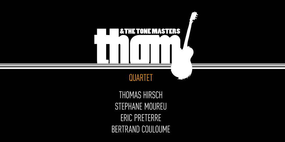 THOM and THE TONE MASTERS - LIVE SESSION