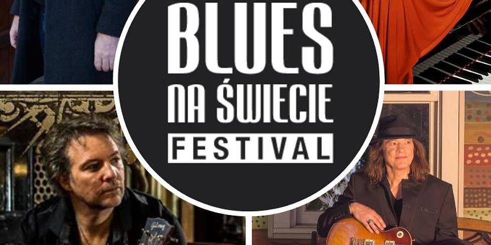 BLUES NA SWIECE festival - Feat AN DIAZ - YOKATTA BROTHERS
