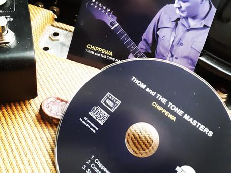 nouvel EP :premiers exemplaires arrivés !