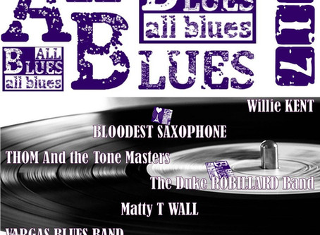 Nouvelle Sortie Radio !! ALL BLUES n°917 - collectif crb