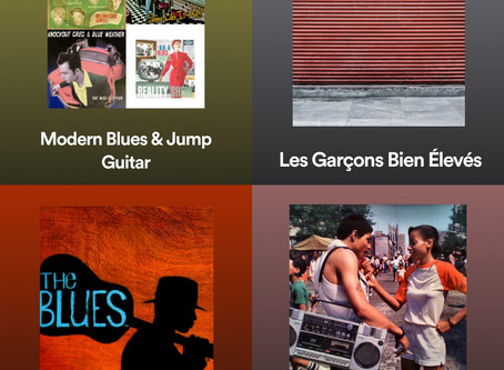 Merci pour vos playlists / thanks for your playlists