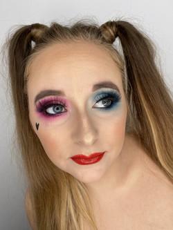 Glam Harley Quinn
