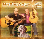Best of Mrs. Bruce's Boys CD Cover