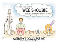 Cover of Wee Shoobie Book