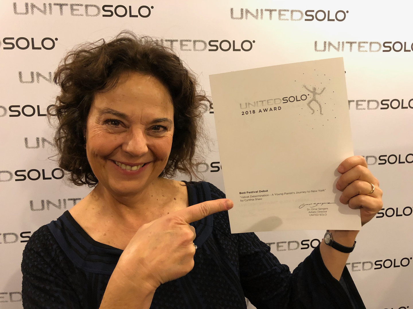 United Solo, 2018 (Best Festival Debut)