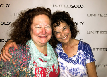 United Solo, 2018 (with director Page Clements)