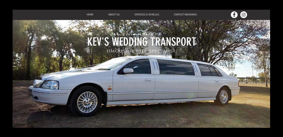 Kev's Wedding Transport