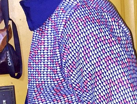 Men's Ntoma button down short sleeve dress shirt