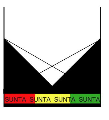 SUNTA Charity bra design #1