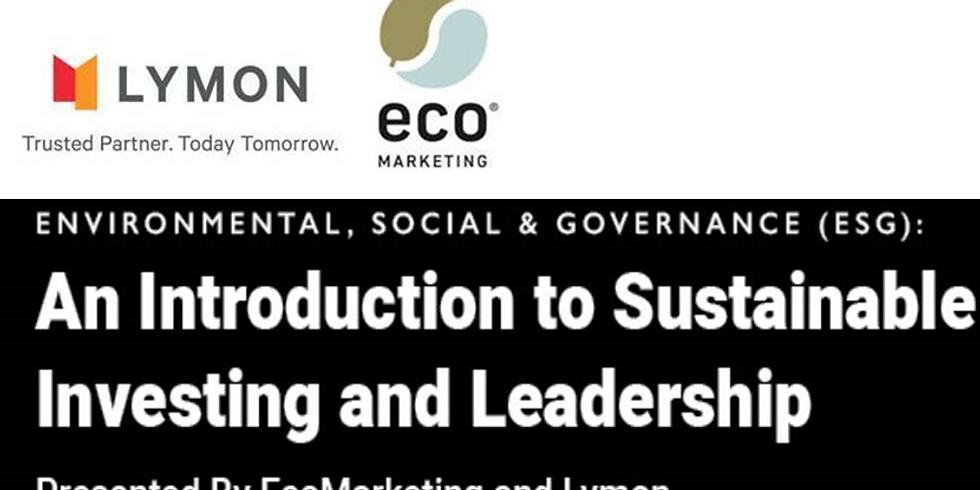 ESG簡介會