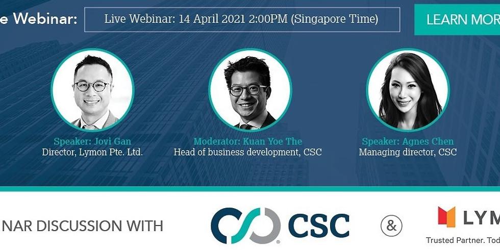 Webinar: Navigating Singapore's Evolving Regulatory and Business Landscape