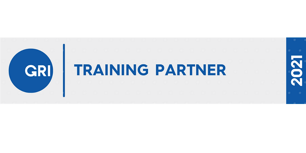 GRI Standards Certified Training Course