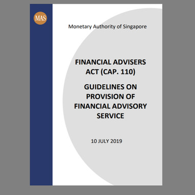 Guidelines on Provision of Financial Advisory Service