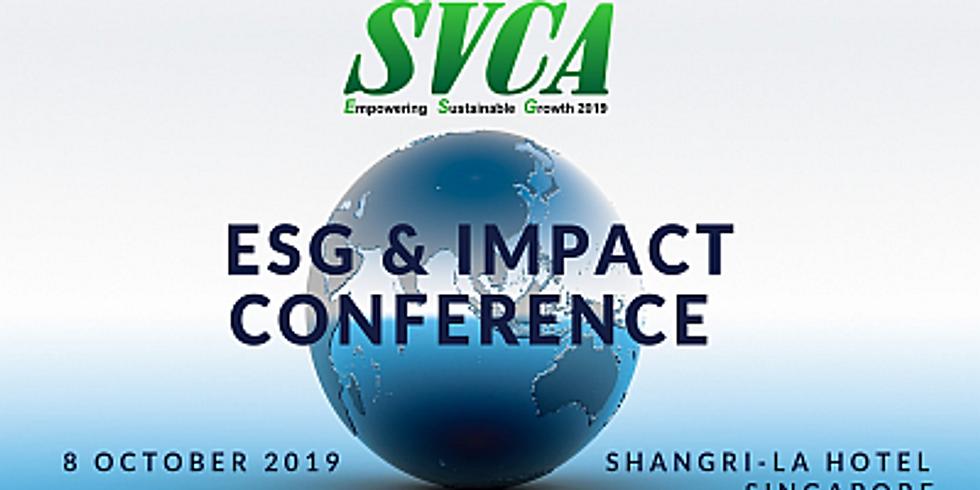 SVCA ESG & Impact Conference 2019