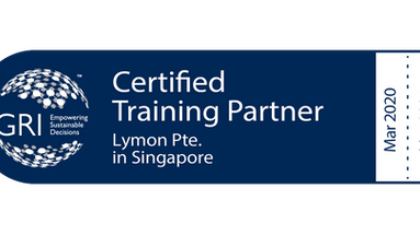 GRI Standards Certified Training Courses - Lymon Pte Ltd a Certified Training Partner