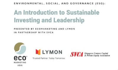 Environmental, Social and Governance: An Introduction to Sustainable Investing and Leadership