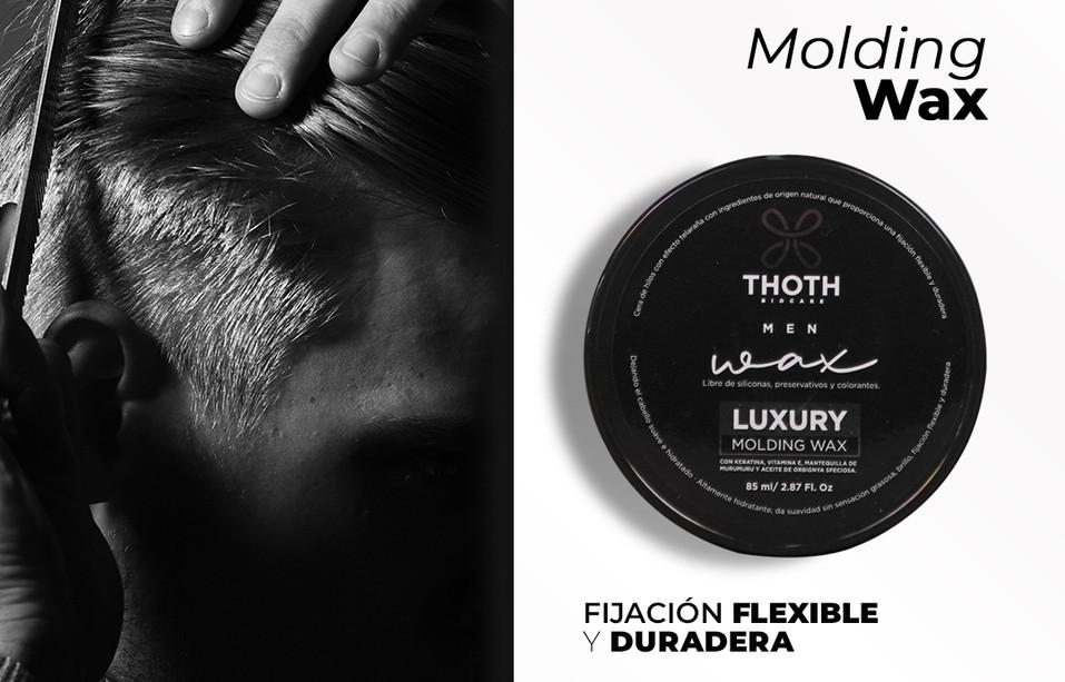 Molgin wax