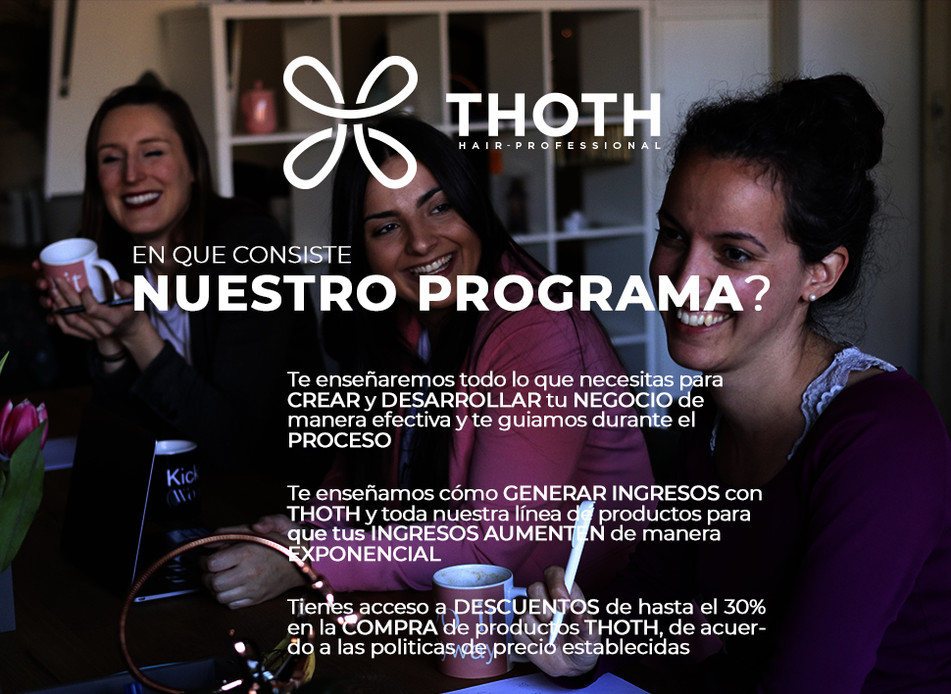 Programa Thoth Hair Profesional 3