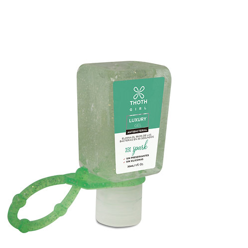 Luxury Gel Antibacterial Spark 30ml