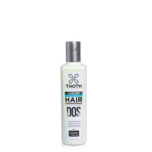 Luxury Progressive Hair Streightening 150ml