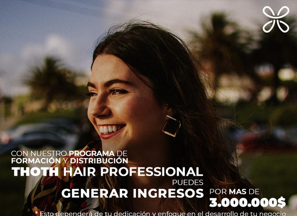 Programa Thoth Hair Profesional
