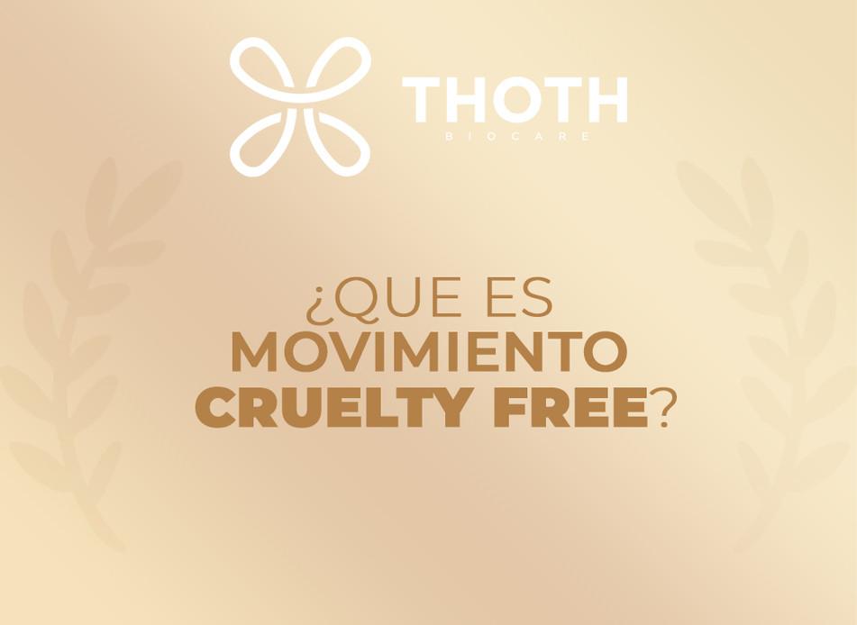 Cruelty free 1