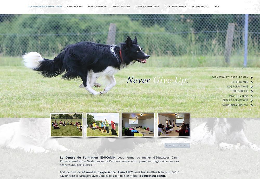 Formation éducateur canin 67,68,57