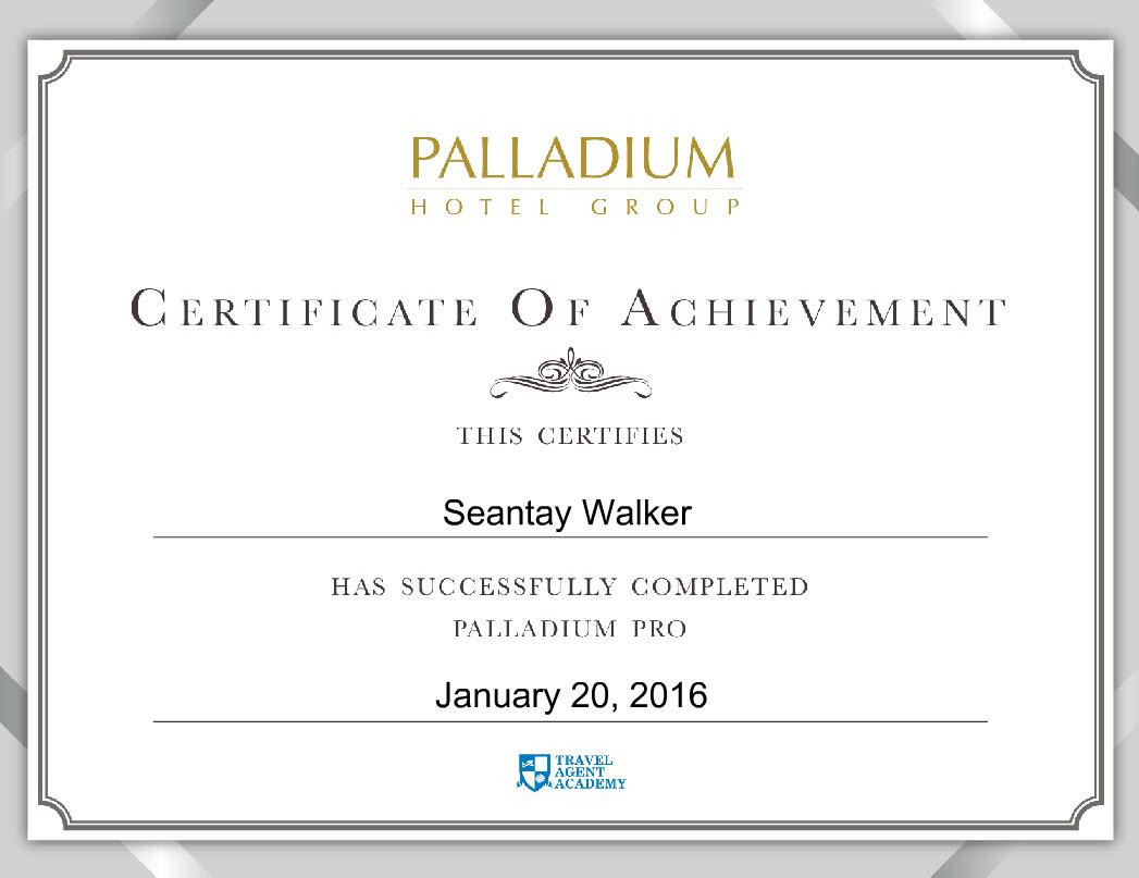 Palladium Pro Agent