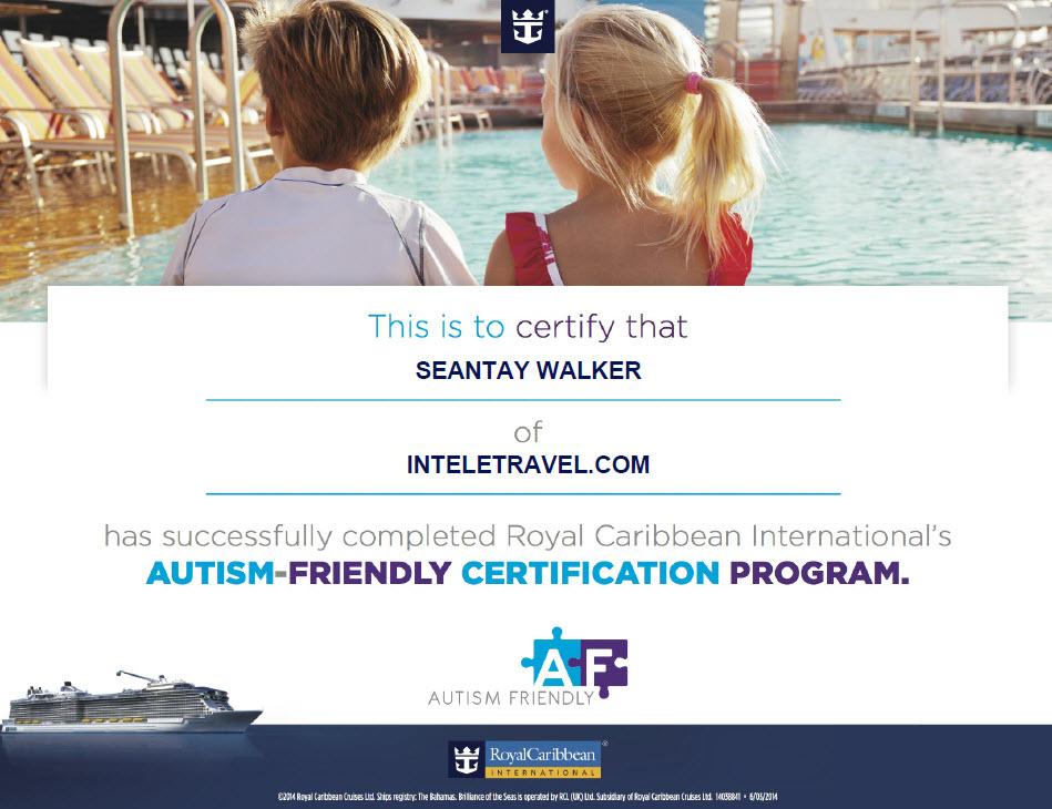 RCL: Autism Friendly Certification